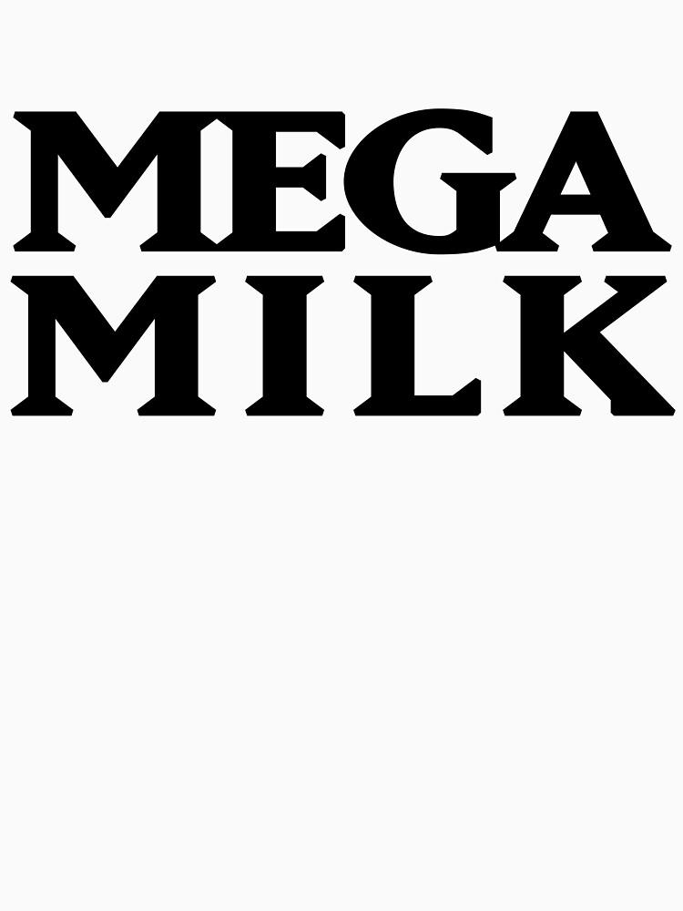 Mega Milk | Baseball  Sleeve