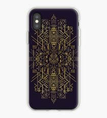 Life is Golden iPhone Case