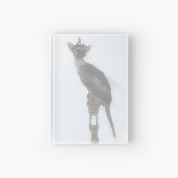Cute Trico/ The last guardian Hardcover Journal