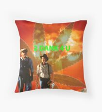 Of Mice And Men Throw Pillow