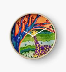 Beauty in Nature Clock