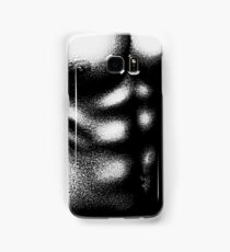 Package muscle Samsung Galaxy Case/Skin