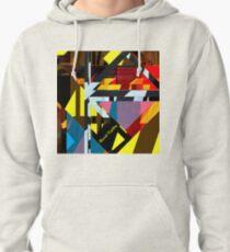 Glass Cross City #1 Pullover Hoodie