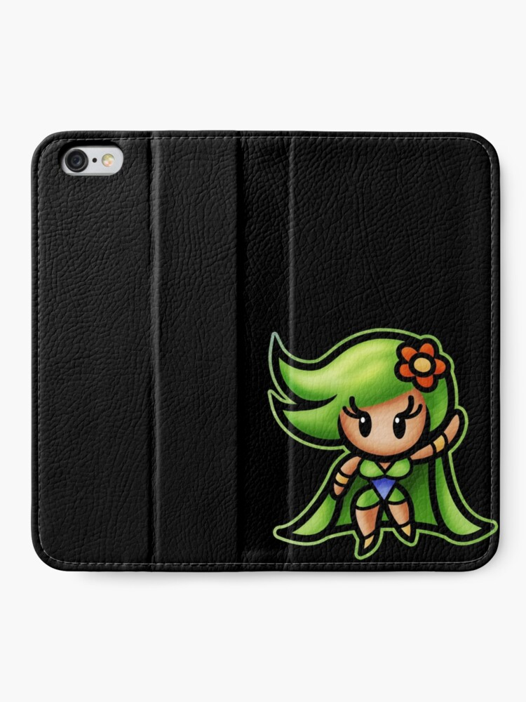 Alternate view of Rydia Adult 1991 iPhone Wallet