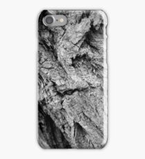 Gnarled Wood iPhone Case/Skin