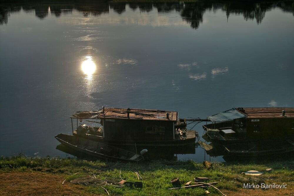 River life by Mirko Danilović