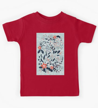 Winter flowers Kids Clothes