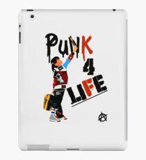 "Punky ""Punk 4 Life"" Brewster iPad Case/Skin"