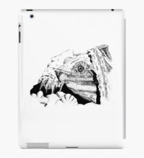 Snapping Turtle iPad Case/Skin