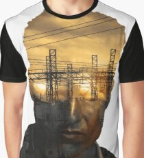 TRUE DETECTIVE Graphic T-Shirt