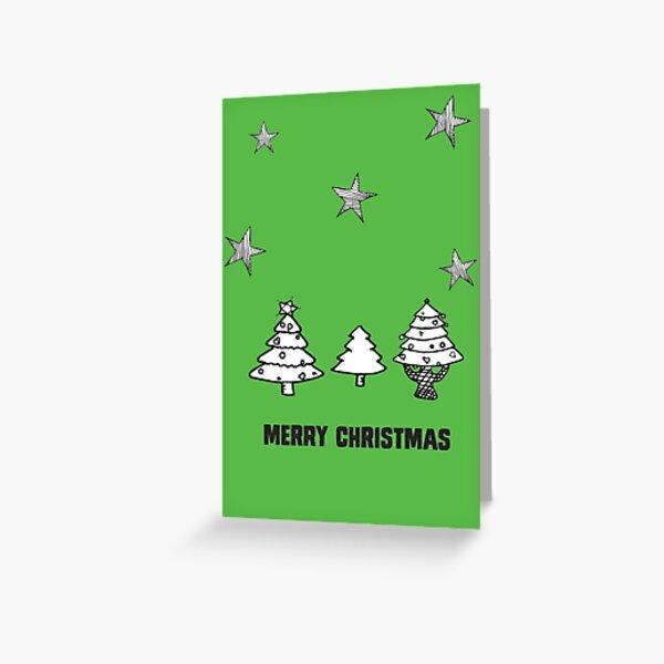 Christmas Card - 04 Greeting Card