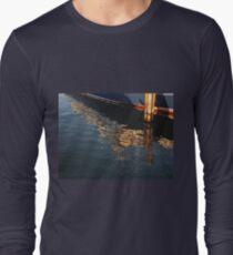 Maritime Abstract Long Sleeve T-Shirt