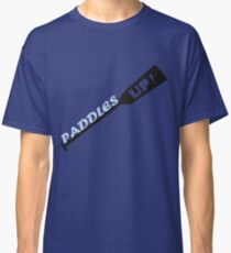 Paddles UP! Classic T-Shirt