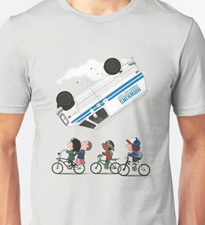 stranger things television series Unisex T-Shirt