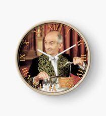 Louis de Funes Clock