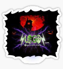 Cool Holloween designs Sticker