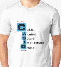 Bootleg Stuff - Casio Unisex T-Shirt