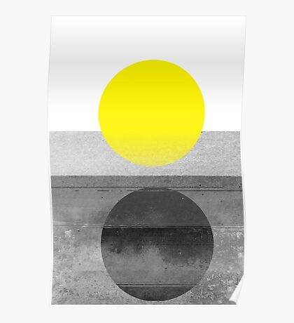 Yellow #abstract  Poster