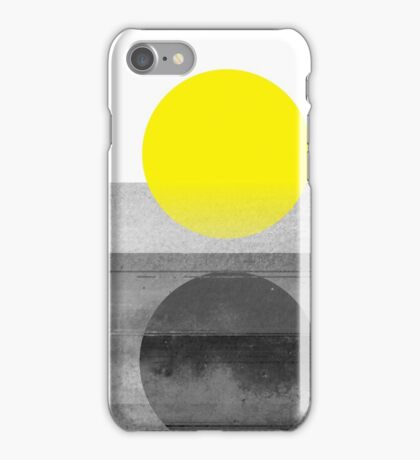 Yellow #abstract  Coque et skin iPhone