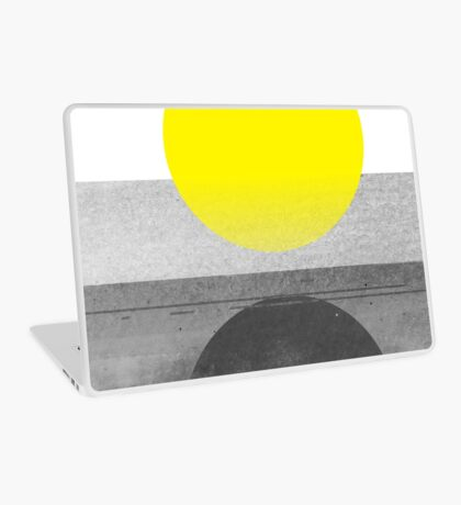 Yellow #abstract  Skin de laptop
