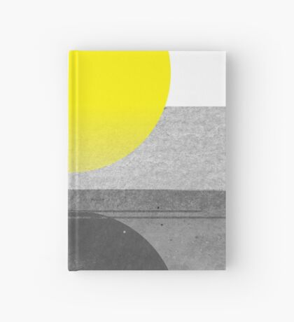 Yellow #abstract  Carnet cartonné