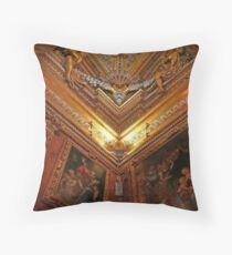 Florence ceiling Throw Pillow