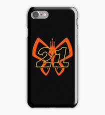 Henchman 21 iPhone Case/Skin