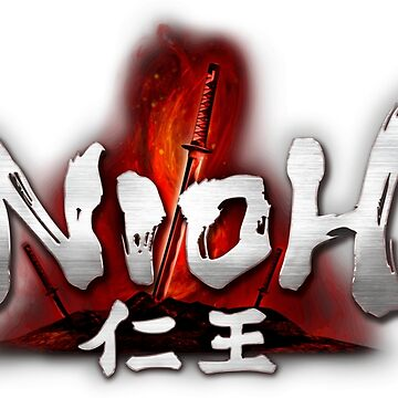HQ Nioh Logo (vector) by tellek
