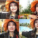 Combien que je suis beaux, heureux, ivre, travailleur, tant, mieux, fier, cueillant, remarquable toujours a Beijing Yuan-Bo Jardin! Merci! by Lanlan Sgwendolyn Lin