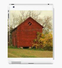 rural life iPad Case/Skin