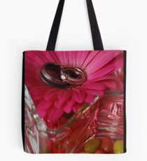 Jelly Beans and Rings Tote Bag