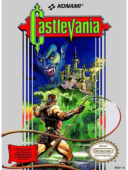 castlevania  by hazyceltics