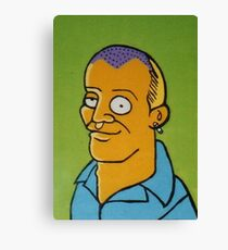 Adam Spencer (after M. Groening) SOLD Ebay Canvas Print