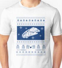 Nerd Pixel Christmas III T-Shirt