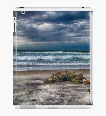Ocean after the storm iPad Case/Skin
