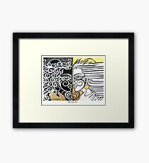 We Are Me Framed Print