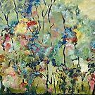 Pressed Flowers by Julie-Ann Vellios