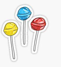 Lollipop Sticker