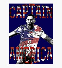 The Captain  Photographic Print