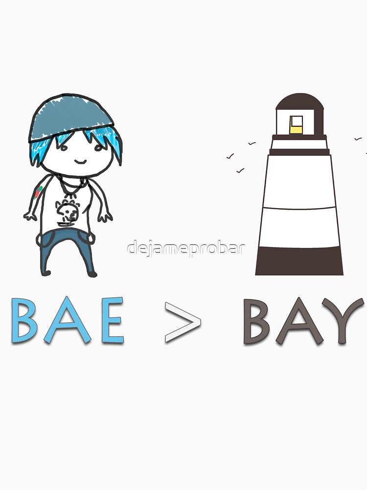 Life is Strange - Bae over Bay [PriceField] | Unisex T-Shirt