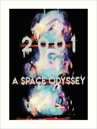 «2001: una odisea del espacio» de sneddy