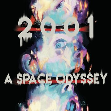 2001: A Space Odyssey  by sneddy