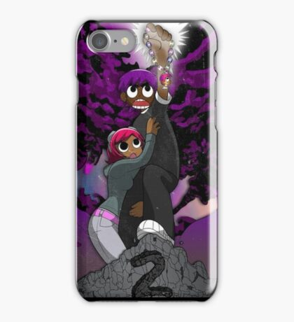 Luv Is Rage 2 (LUV 2) - Lil Uzi Vert iPhone Case/Skin