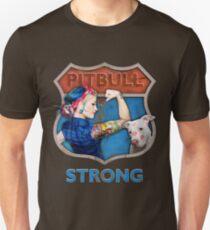 PitBull Strong Unisex T-Shirt