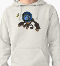 Monkey In Space Pullover Hoodie