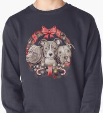 It's a Pit Bull Christmas Pullover Sweatshirt