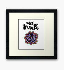 The Funk - Mighty Boosh Framed Print