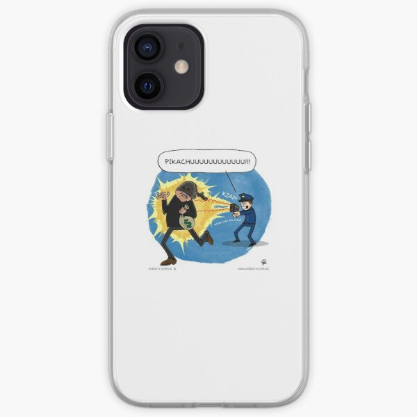 Police-Mon iPhone Soft Case