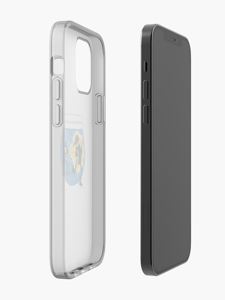Alternate view of Police-Mon iPhone Case & Cover