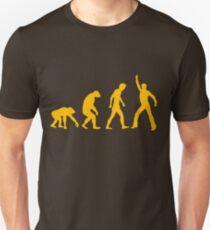 evolution - Saturday Night Fever Unisex T-Shirt